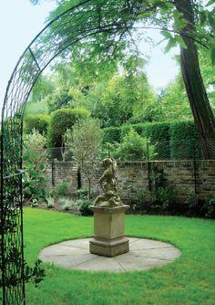 Metal Garden Arch Arches 10 off standard plain zinc