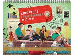 Kidsproof familyplanner 2014      Gezinnig