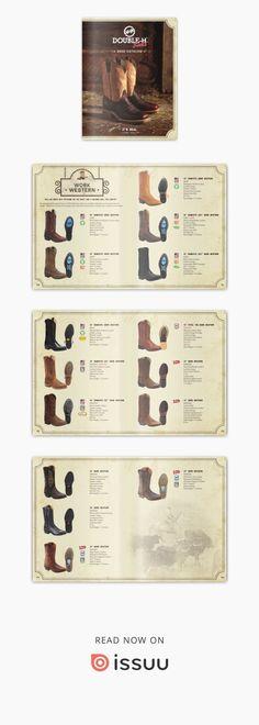 Double H Cowboy Boots