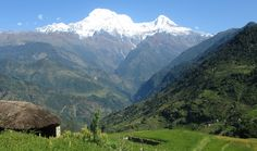 Annapurna Base Camp Trek - Great Himalaya Trail: Trekking, hiking and walking in Nepal