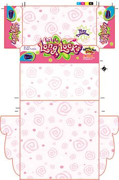 Toy Package Design, Logo Design, Original Doll Concept Art, and Illustration for…