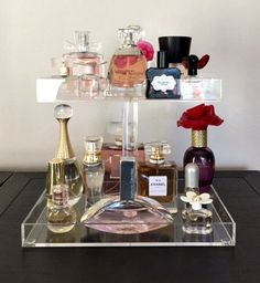 perfume display ideas - Google Search