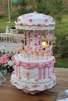 my Carouse Cake ....