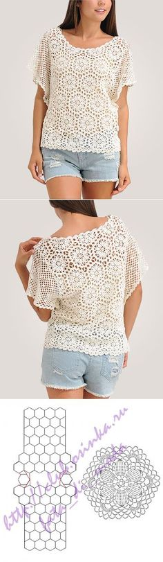 summer blouse