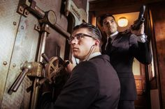 D.J. Cotrona & Zane Holtz will star as Seth & Richie Gecko – FROM DUSK TILL DAWN: The Series