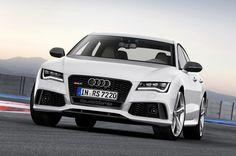 Nuevo #Audi RS 7 Sportback