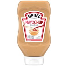 Heinz Brings Its Controversial 'Mayochup' Sauce Bottles To The US
