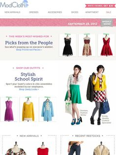 Currently coveted fan favorites. - Modcloth
