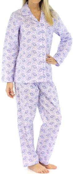 Sleepyheads Women's Lightweight Cotton Pajamas