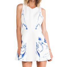 Salebrand New Keepsake Runaway Dress