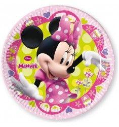 Assiettes Minnie