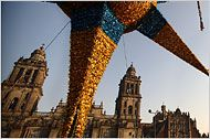 Mexico City, NY Times travel articles