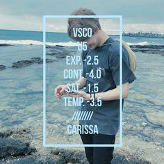New Theme. Filter Guide/Filter Tips/U5Filter/VSCO