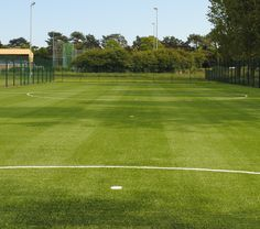 Artificial 3G Grass Pitch - http://www.softsurfaces.co.uk/