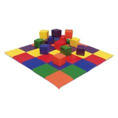 ECR4Kids Patchwork Toddler Mat and 12 Toddler Blocks by ECR4Kids, http://www.amazon.com/dp/B002FKSOVU/ref=cm_sw_r_pi_dp_bDTYqb05RTPZX  $170.14