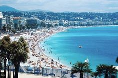 Nice (pronouned NEES) France on the Riviera southeast France,Mediterranean Sea. Our Travel Business received a Promo for 8 Nights,English Speaking Tour Guide,10 meals including 2 dinners with wine in multiple French cities from $1449. Air is extra-about $1K. Call 305-831-2199. 1greattrip.com