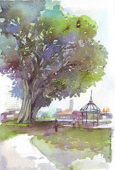 big tree thaipanit bank