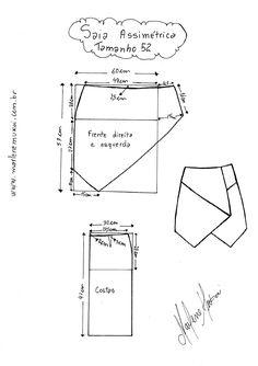b2ad003e4 Las 15 mejores imágenes de falda asimetrica en 2016 | Alta costura ...