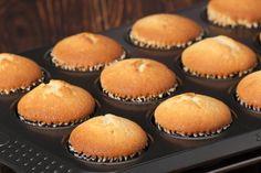Muffins ohne Zucker