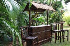 Tiki Bar Central, Tiki Huts, Bamboo Furniture, Tables, Bamboo Chairs, Palm Trees, Luau