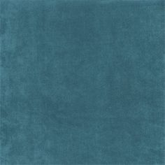 This is a solid blue velvet upholstery fabric, suitable for any decor in the home or office.v244IEF