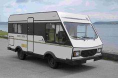 1980 TABBERT 510 CONDOR #rv #campingcar #motorhome
