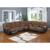 Found it at Wayfair - Jagger Reclining Sectional