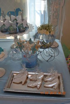 Cinderella Princess Birthday Party Ideas | Photo 18 of 28 | Catch My Party