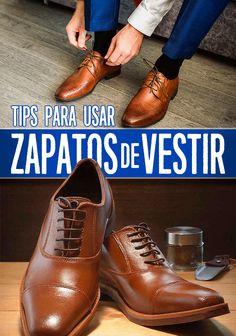 13 Zapatos de vestir y cuándo usarlos  viste correctamente según la ocasión f2cabd1dc92b