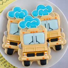 Breaking Bad RV Cookies – Semi Sweet Designs
