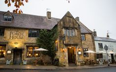 Every summer, Brits and other Europeans flock to the Cotswolds, about a two hours' drive northwest of London, to revel in its bucolic countryside and storybook limestone villages. Since the best place to soak up the local character is at the pub, here are five attached to inns with charming rooms—and prices to match.