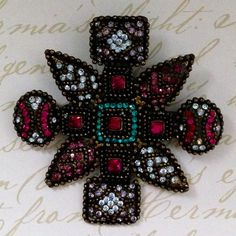 Rare Find - Rhinestone Encrusted Signed Poggi Paris (Pocci) Brooch/Pin | Jewelry & Watches, Vintage & Antique Jewelry, Costume | eBay!