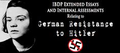 free essays on german resistance to hitler