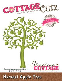 The Scrapping Cottage - Where CottageCutz are Always Blooming - CottageCutz - Sep 2013