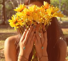 thefunnypeople:  A garden in my hands Funny People co Spring 2013 Collection.