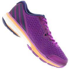 Tênis adidas Energy Boost Volley – Feminino - ROXO Desconto Centauro para Tênis adidas Energy Boost Volley – Feminino - ROXO por apenas R$ 599.99.