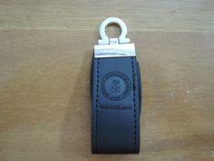 Gratis Flashdisk Logo ITB Black Leather 8GB