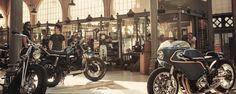 Le Bike Shed 2016 pose ses roues aux Docks