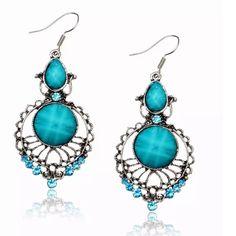 Brand New stone earrings Fashion Jewelry Earrings