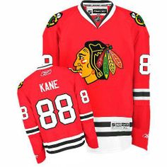Patrick Kane Jersey - Buy 100% official Reebok Patrick Kane Men s Authentic  Red Jersey NHL 3a7efff89