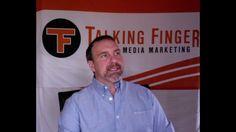 Bill DeRosa explains how Talking Finger has joined Triple One Consulting Social Media Marketing, Finger, Funny, Mens Tops, Fingers, Hilarious, Entertaining, Fun, Toe