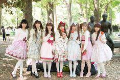 Lolita Fashion × ringo-a.me ♡ #Japan #Lolita #fashion #sweets