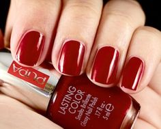 Tonalità: 604 Dark Red - Smalti Pupa: smalto per unghie colorate Lasting Color in Smalti per unghie - PUPA Milano