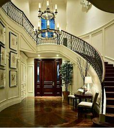 The most elegant entry !