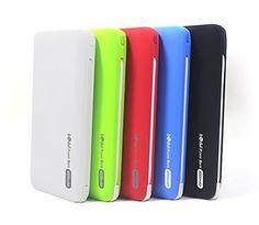 Ne rester plus en manque de batterie sur votre Smartphone, iPhone, Tablettes.... BIDUL PowerBank 8000mAh - Blanche: Amazon.fr: High-tech