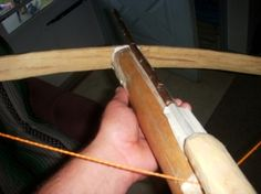 How to Build a Survival Crossbow