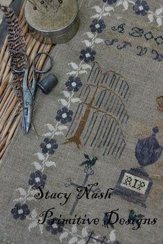 Stacy Nash Primitive Designs
