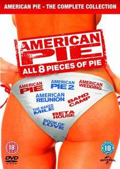 American Pie 1,2,3,4,5,6,7,8 – Coleção Todos os Filmes (1999-2012) - Bluray 720p DualAudio - Dublado Torrent [Pedido] | Mega Filmes BluRay