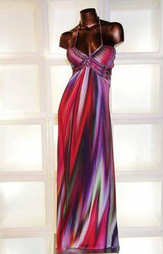 SKY's The Limit Dress