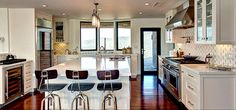 Look at the view from the breakfast bar in Caitlyn Jenner's kitchen! http://thestir.cafemom.com/home_garden/186605/caitlyn_jenners_new_malibu_home